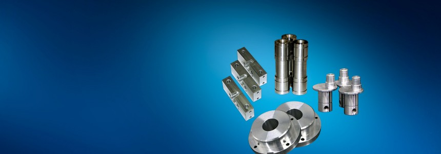 Manufacturing <br />of machine parts <br />small series